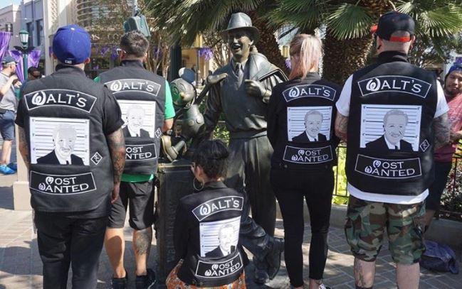 Disneyland Mafia?