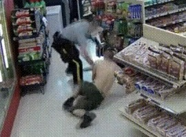 Robbing Store Pt 1