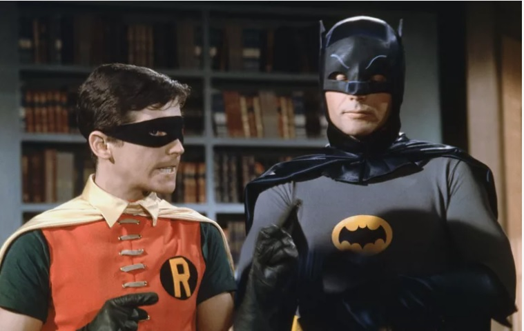 Robin's 20 Weirdest 'Holy Batman' Lines From the TV Show